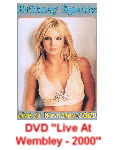 DVD Live At Wmbley - 2000