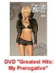 DVD Greatest Hits My Prerogative