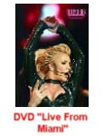 DVD Live From Miami